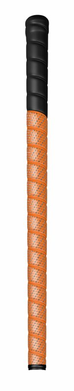G-SERIES GRIP 715930 BLACK_NEON ORANGE