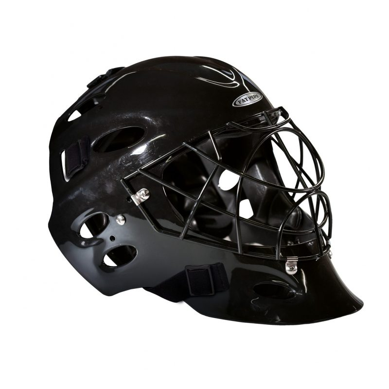 GK-HELMET, SENIOR 515510 BLACK