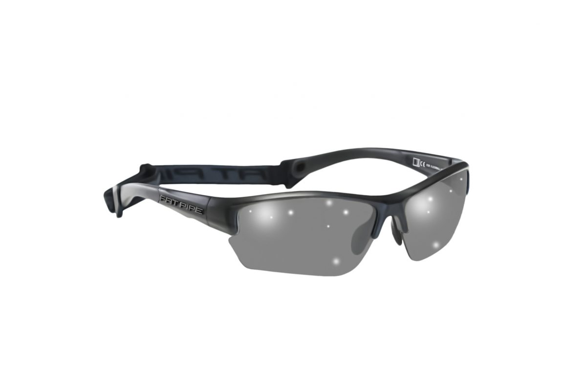 PROTECTIVE EYEWEAR SET JR EAGLE EYE II 717943 BLACK_MATT BLACK-1