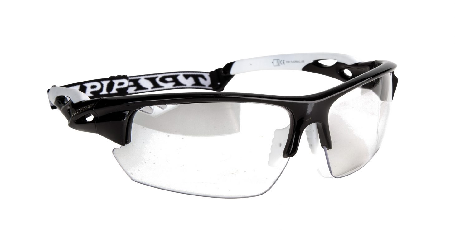 PROTECTIVE EYEWEAR SET SR 715940 BLACK
